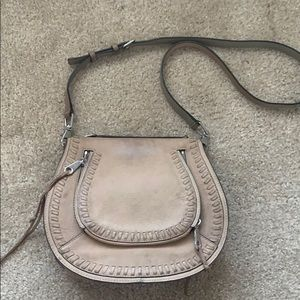 Rebecca Minkoff Shoulder Bag in Tan